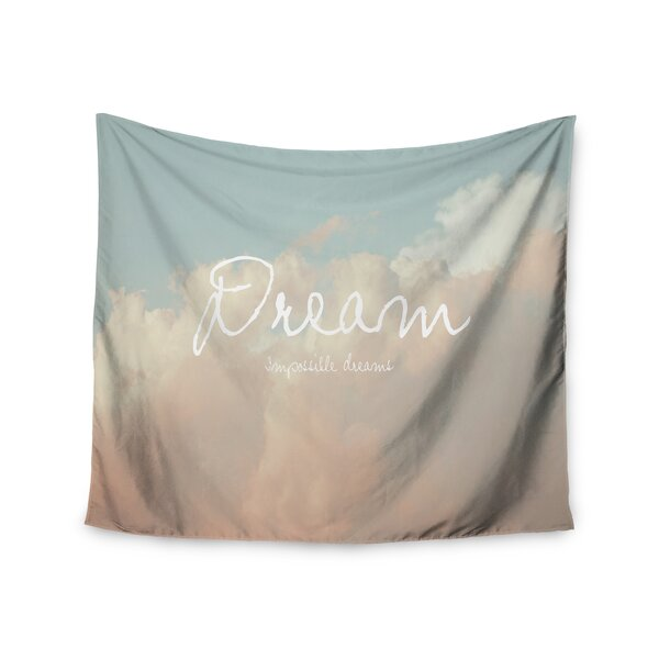 Dream by Suzanne Carter Wall Tapestry by East Urban Home