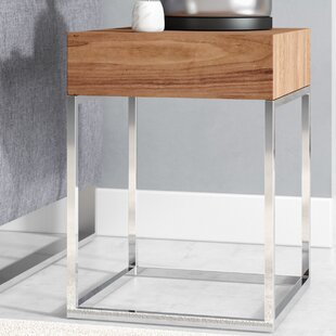 Reviews Camille End Table By Orren Ellis