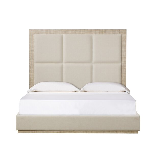 Maison 55 Upholstered Platform Bed by Sonder Living