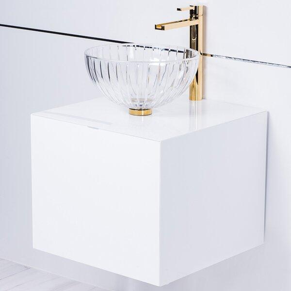 Dora 20 Wall Mounted Single Bathroom Vanity by Maestro Bath