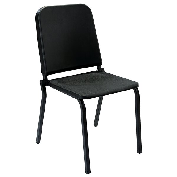 Melody Armless Stacking Chair by National Public Seating