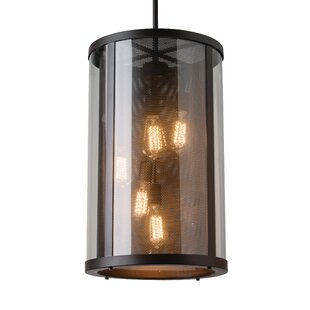 Compare Patton 5-Light Outdoor Pendant By 17 Stories