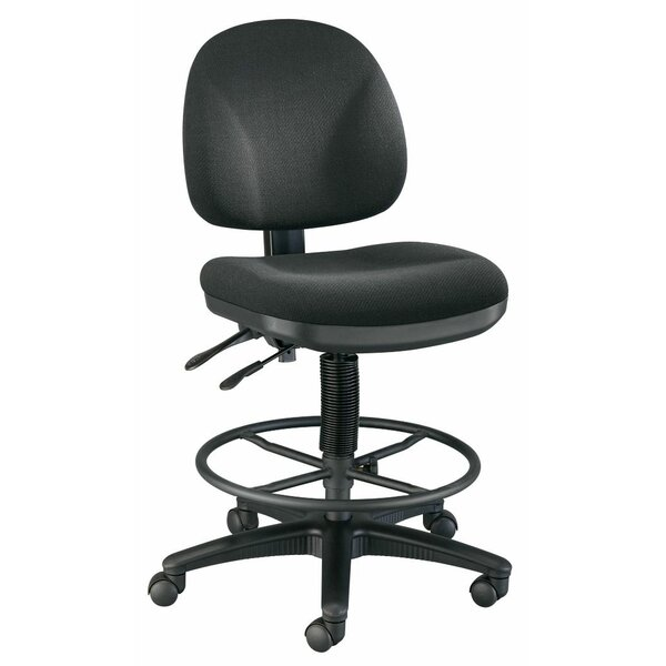 Prestige Mid-Back Drafting Chair by Alvin and Co.