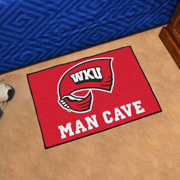 Western Kentucky University Doormat by FANMATS