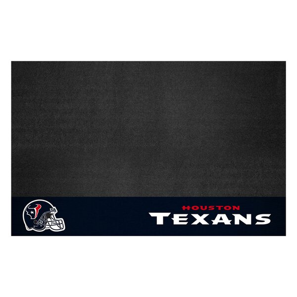 NFL - Houston Texans Grill Mat by FANMATS