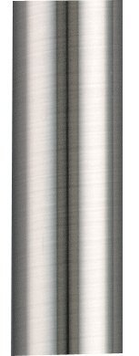 12 Metro Gray Downrod by Fanimation