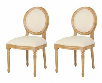 Wimberley Side Chair (Set of 2) by Bay Isle Home