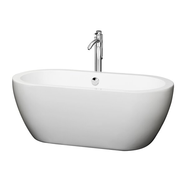Soho 60 x 29 Soaking Bathtub by Wyndham Collection