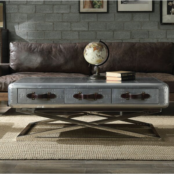 Mavis Coffee Table by 17 Stories