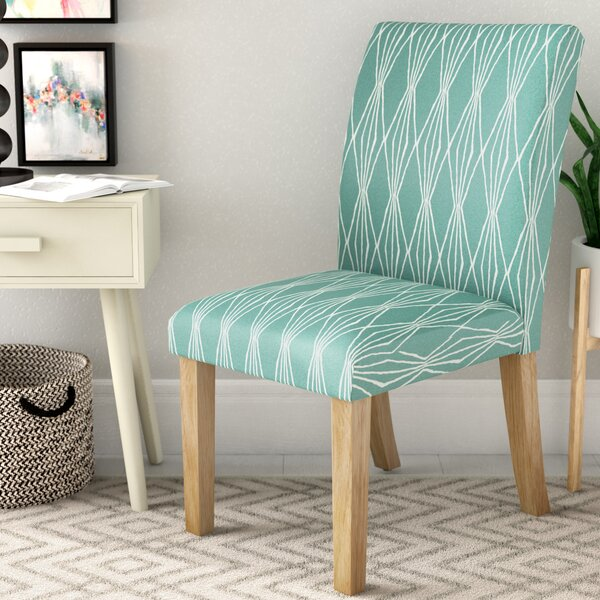 Aspasia Side Chair by Wrought Studio