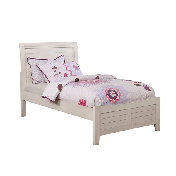 Anchoretta Sleigh Bed by Harriet Bee