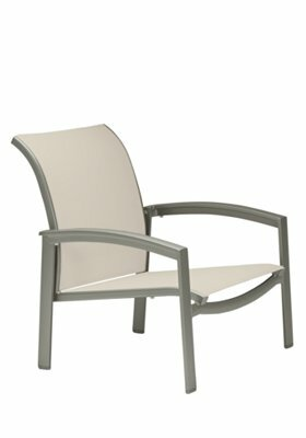 Elance Patio Dining Chair by Tropitone