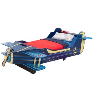 Airplane Toddler Bed by KidKraft