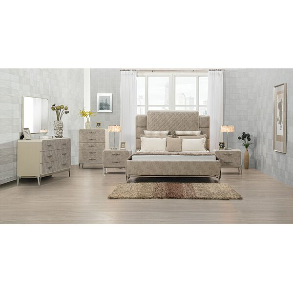 Ozan Platform Configurable Bedroom Set by Everly Quinn