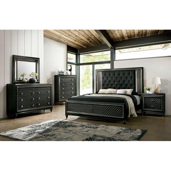 Francesca Standard Configurable Bedroom Set By Rosdorf Park Discount