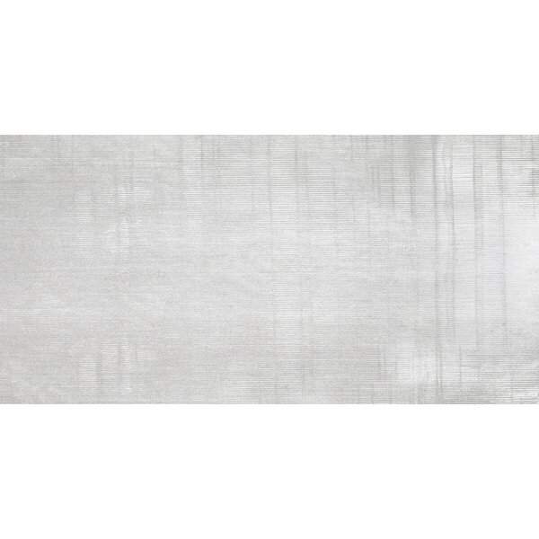 Organic Rectified 12 x 24 Porcelain Field Tile in Ice by Travis Tile Sales