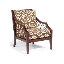 Ellis Exposed Wood Armchair by Sam Moore