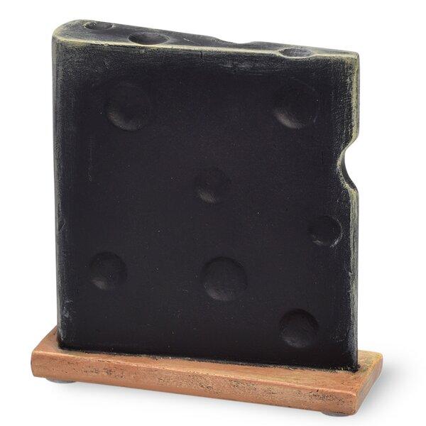 Cheese Wedge Tabletop Chalkboard by Boston International