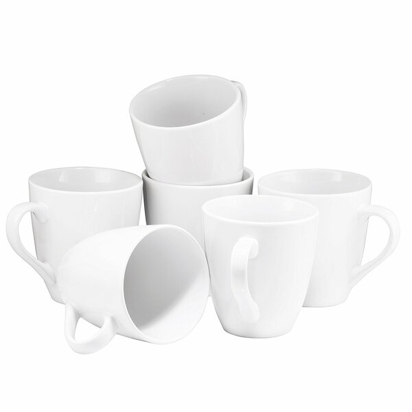 Westhoff Coffee Mug (Set of 6) by Winston Porter