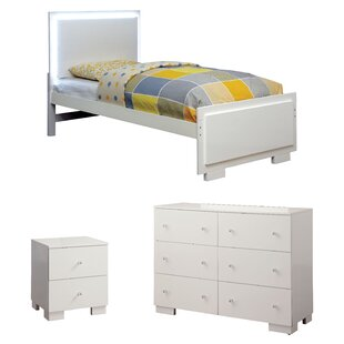 Bellina Platform Configurable Bedroom Set By Latitude Run