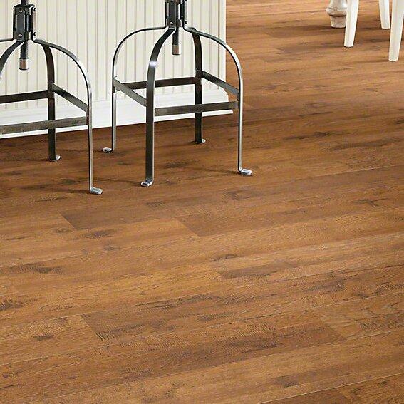 Palisades 5 x 48 x 12mm Hickory Laminate Flooring in Kingsbridge by Shaw Floors