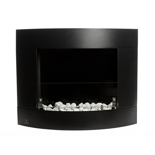 Diamond Wall Mounted Bio-Ethanol Fireplace by Bio-Blaze