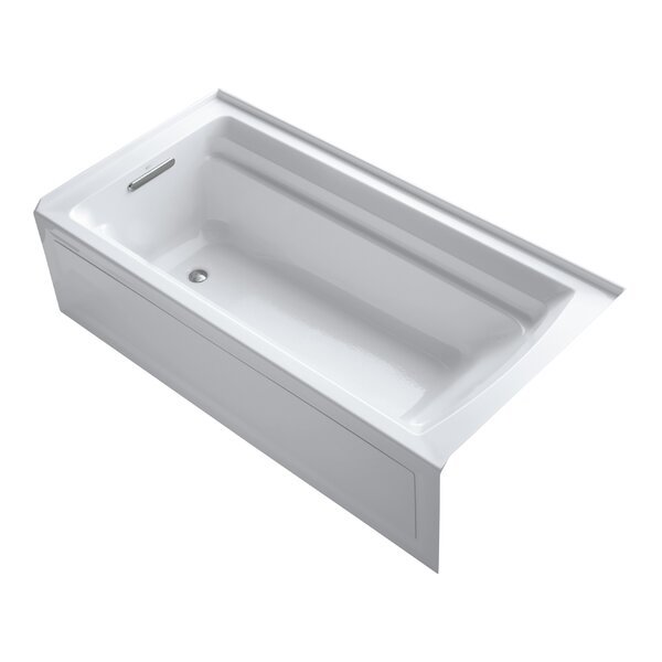 Archer Alcove 72 x 36 Soaking Bathtub by Kohler