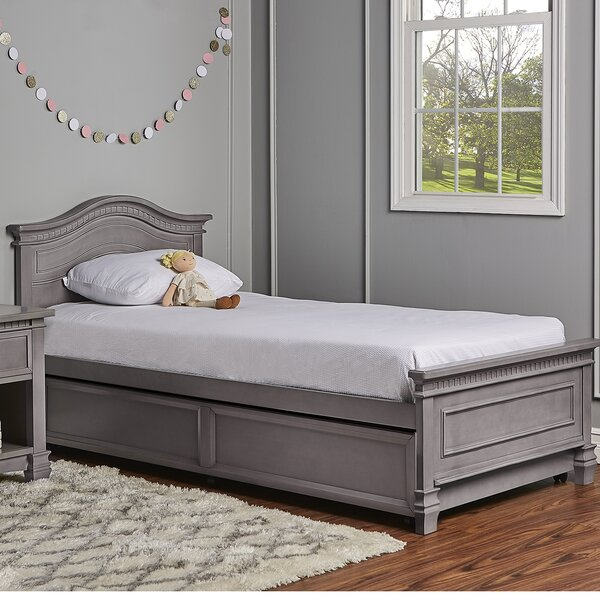Cheyanne Twin Panel Bed by Evolur