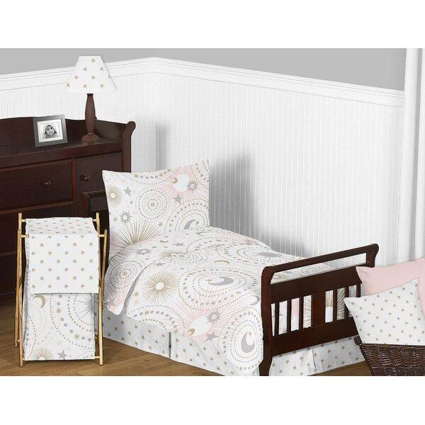 Celestial 5 Piece Toddler Bedding Set by Sweet Jojo Designs