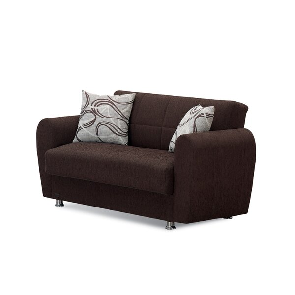 Shop Up And Coming Designers Yatton Loveseat by Winston Porter by Winston Porter