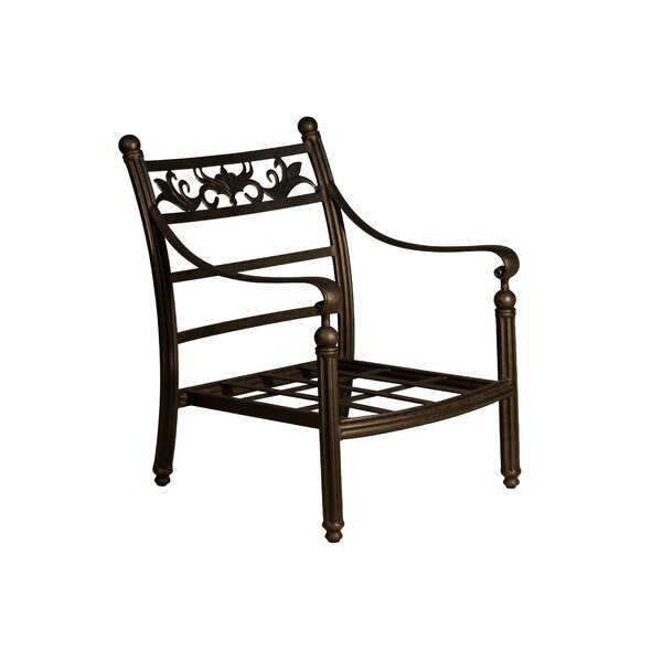 Baldwin Deep Seating Club Chair by California Outdoor Designs