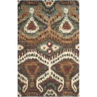 Massira White Area Rug by World Menagerie