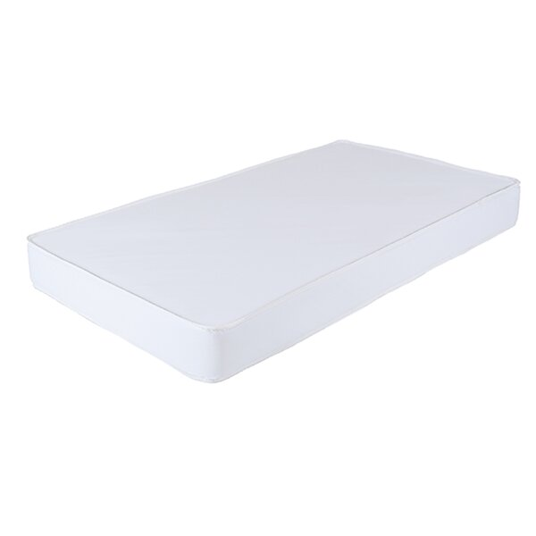 Promotional 150 Coil 6 Crib Mattress by L.A. Baby