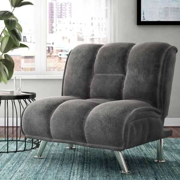 Burrier Convertible Loveseat by Ebern Designs