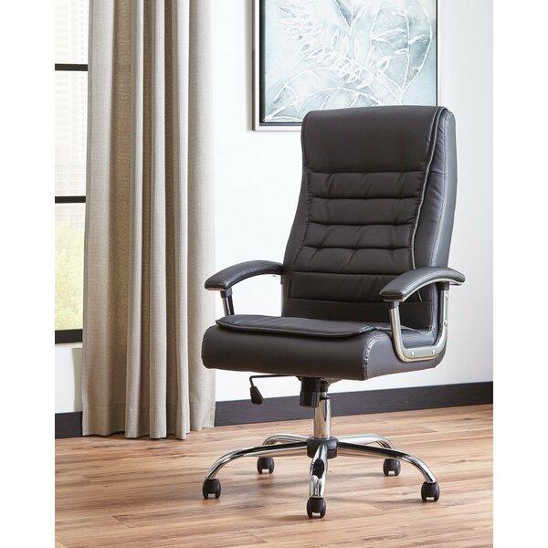 Fishbein Simplistic High-Back Executive Chair by Ebern Designs
