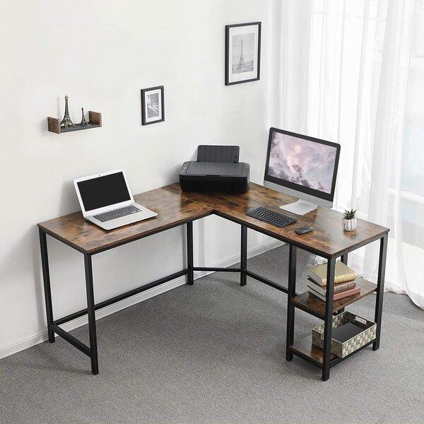 Eyler L-Shape Desk