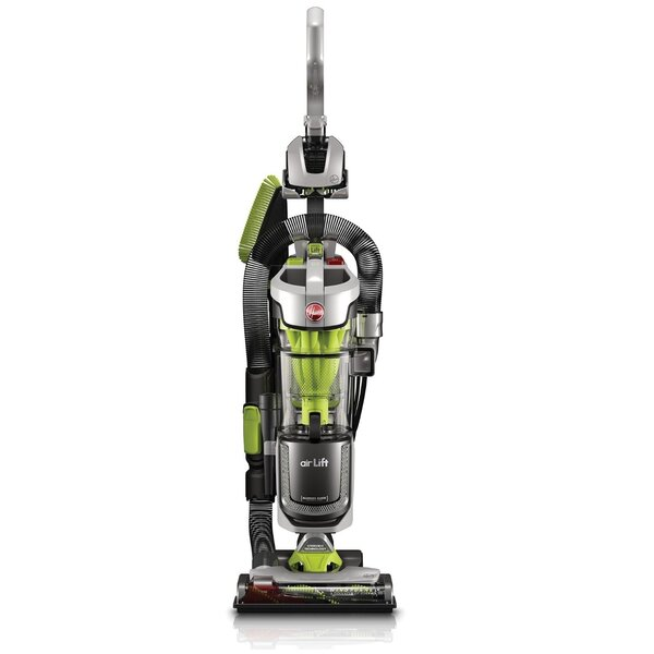 Hoover Air Lift Deluxe Upright Bagless Vacuum With Hose