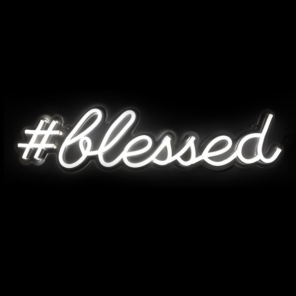 Blessed LED Wall Light by Oliver Gal
