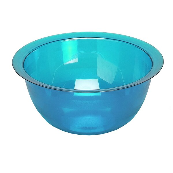 Round Salad Bowl by Symple Stuff