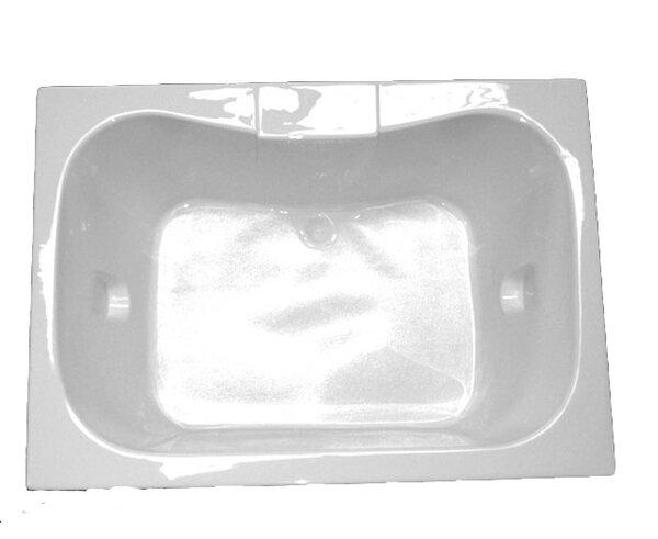 60 x 42 Soaking Tub by American Acrylic