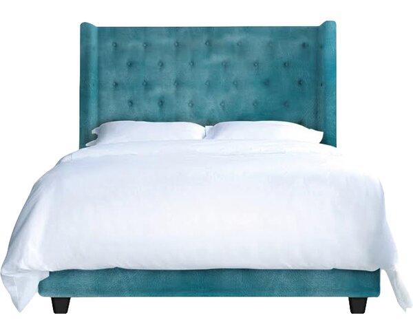 Bren Upholstered Platform Bed by My Chic Nest My Chic Nest