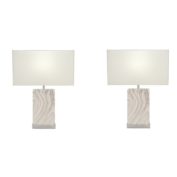 Amalia 23 Table Lamp (Set of 2) by Urban Designs