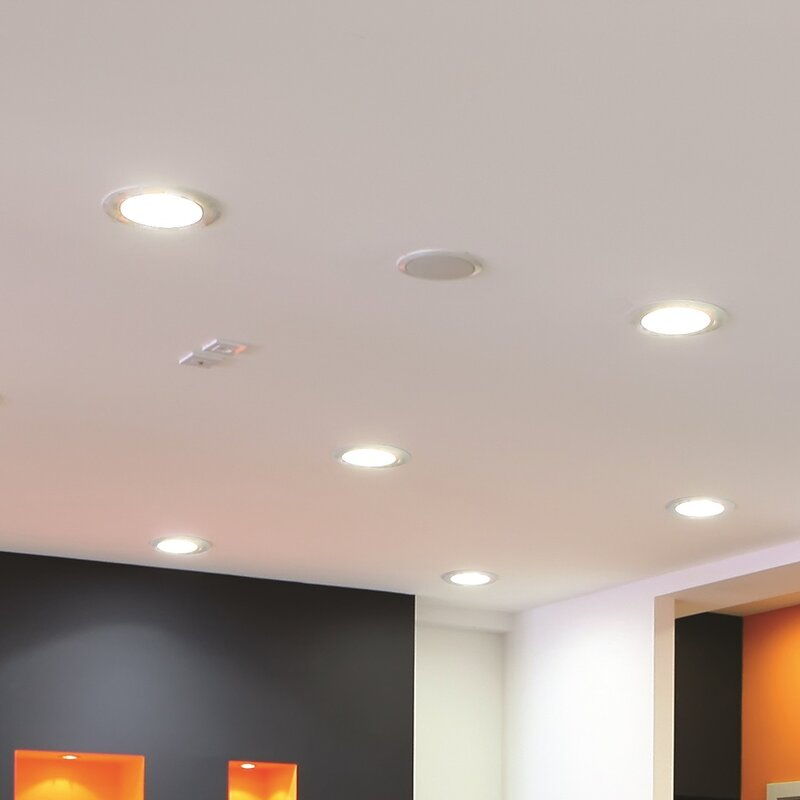 Lithonia lighting 8w ultra thin 3 dimmable recessed ceiling 8w ultra thin 3 dimmable recessed ceiling lighting kit mozeypictures Gallery