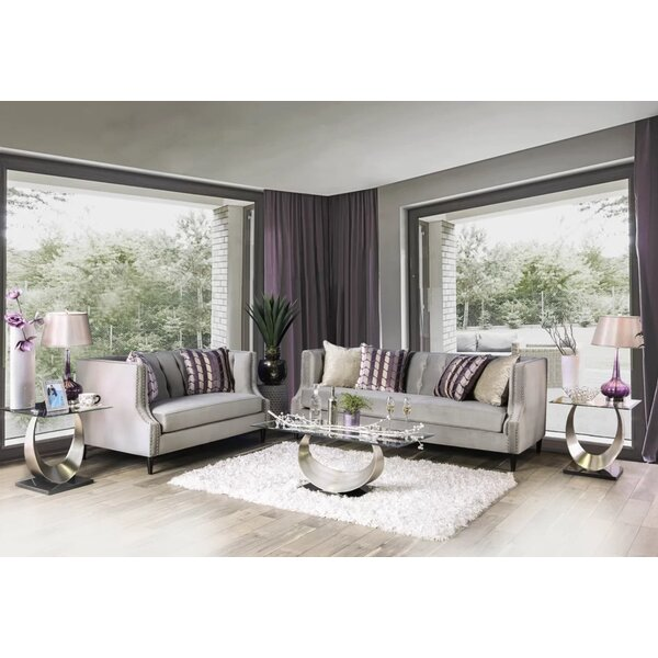 Shields Configurable Living Room Set by Everly Quinn