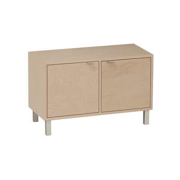 Southville 2 Door Storage Cabinet by Latitude Run Latitude Run