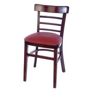 Ladderback Side Chair Set Of 2