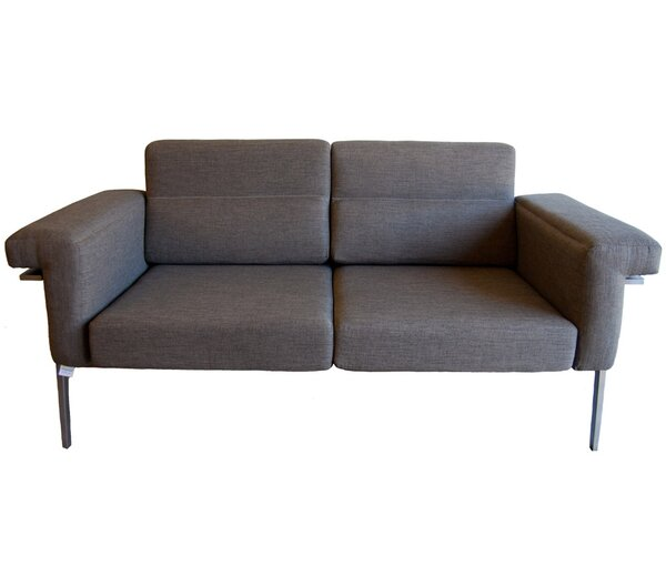 Eden Loveseat with Cushions by 100 Essentials