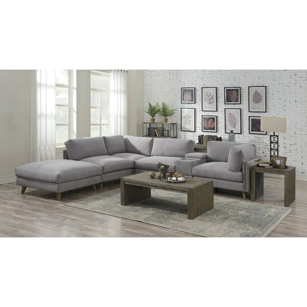 Rowling 6 Piece Reversible Modular Sectional by Brayden Studio