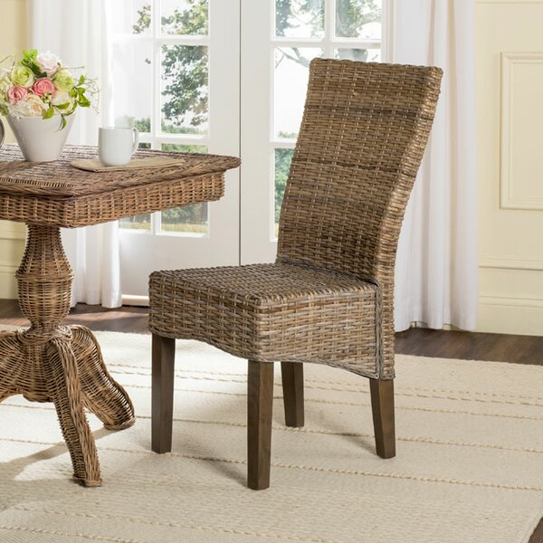 Rozek Dining Chair (Set of 2) by Beachcrest Home