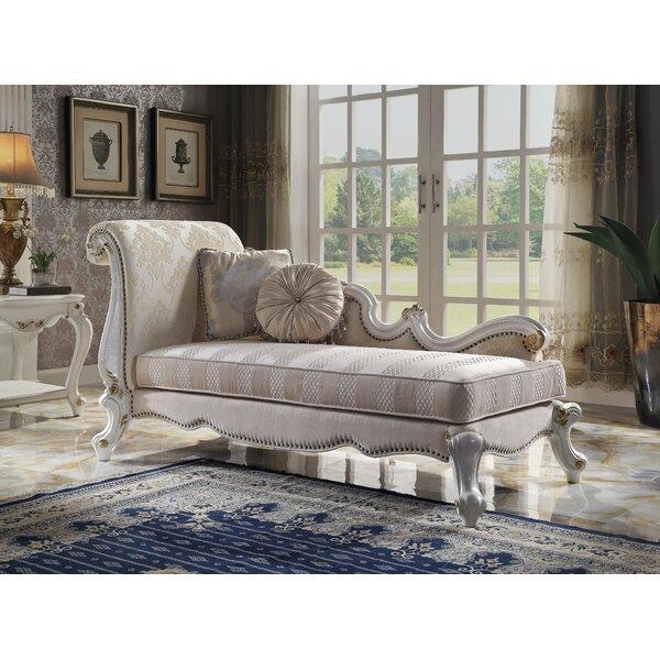 Curcio Chaise Lounge By Astoria Grand